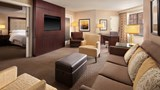 Sheraton Parsippany Hotel Suite