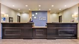 Holiday Inn Express & Stes Emporia NW Lobby