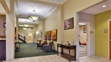 Candlewood Suites Terre Haute Lobby