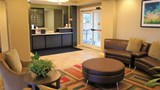 Candlewood Suites Clarksville Lobby