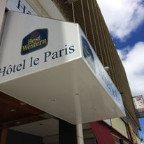 Best Western Le Paris Hotel