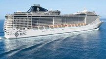 MSC Cruises MSC Fantasia Naples Cruises