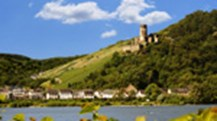 European Inland Waterways Cruises