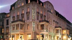 TOP Favored Hansa Hotel