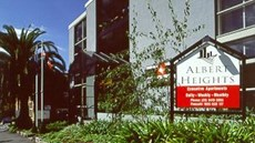 Albert Heights Service Apts
