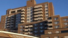 Towson University Marriott Conf Hotel