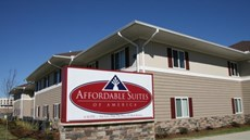 Affordable Suites of America Fayettevill