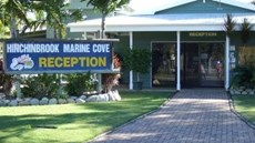 Hinchinbrook Marine Cove Resort