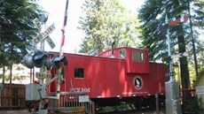 Mccloud Railroad House Bandb