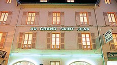 Hotel Au Grand Saint Jean - Beaune