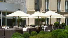 The Hotel Fouquet's Barriere