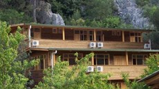 Turkmen Tree Houses-Olympos