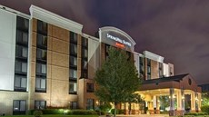 The holiday inn express suites chicago tourist class for 200 royce blvd oakbrook terrace il 60181