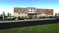 Holiday Inn Express/Stes Hendersonville