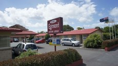 BKs Egmont Motor Lodge New Plymouth