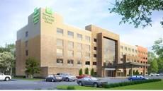 Holiday Inn Express/Stes Indianapolis