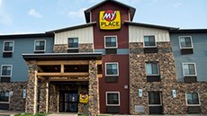 My Place Hotel-Beaver Valley, PA