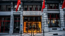 Scandic Hotel Grand Place Brussels