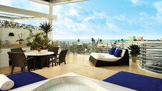 Z Ocean Hotel Crowne Plaza South Beach