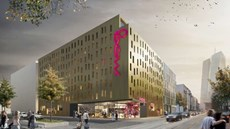 MOXY by Marriott Frankfurt East