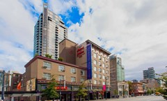 Howard Johnson Hotel Vancouver Downtown