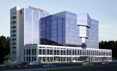 Doubletree By Hilton Moscow Vnu