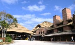 Disney's Animal Kingdom Lodge Resort