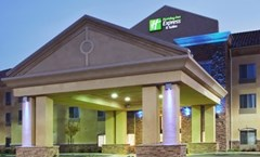 Holiday Inn Express and Suites Merced