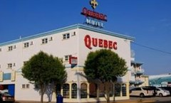 Quebec Motel By The Sea
