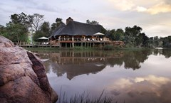 Zulu Camp at Shambala Game Reserve
