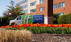 Holiday Inn Express St Louis Airport