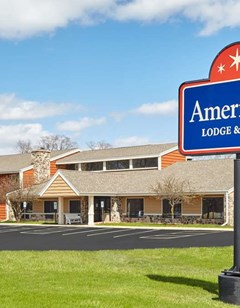 AmericInn by Wyndham Burlington