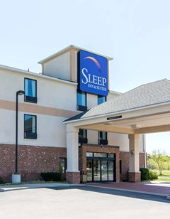 Sleep Inn & Suites At Fort Lee
