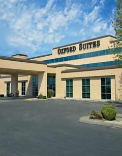 Oxford Suites Yakima Washington Hotel