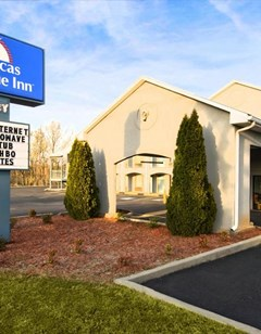 Americas Best Value Inn Rome