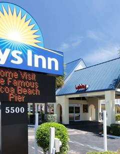 Days Inn Cocoa Beach Port Canaveral