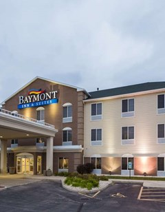 Baymont Inn & Stes Waterford/Burlington