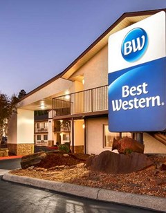 Best Western Hillside Inn