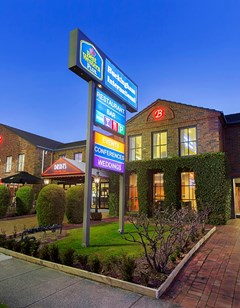 Best Western Plus The Buckingham Inn