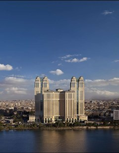 Fairmont Nile City Hotel, Cairo