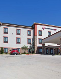 Best Western Plus Wewoka Inn & Suites
