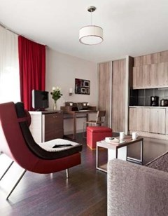 City LoftHotel Saint Etienne