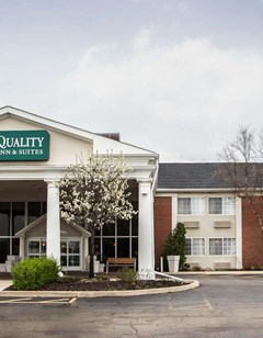 Quality Inn & Suites St Charles