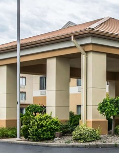 Quality Inn & Suites Evansville