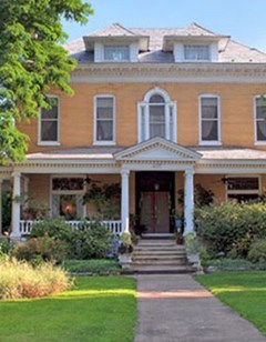 Beall Mansion An Elegant Bed & Breakfast