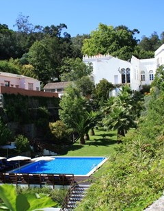 Villa Termal Caldas de Monchique Resort