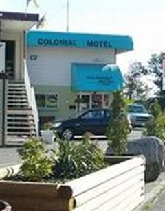 Colonial Motel Nanaimo