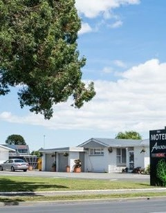 Arcadia Motel, Christchurch