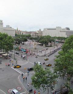 Barcelona City Ramblas Pension