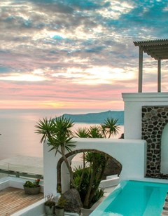 Santorini Cliffs Hotel